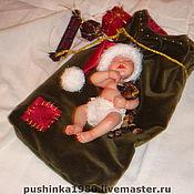 Подарки к праздникам ручной работы. Ярмарка Мастеров - ручная работа Санта. Handmade.