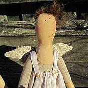 Куклы и игрушки ручной работы. Ярмарка Мастеров - ручная работа Домовушка ХОЗЯЙСТВЕННАЯ. Handmade.