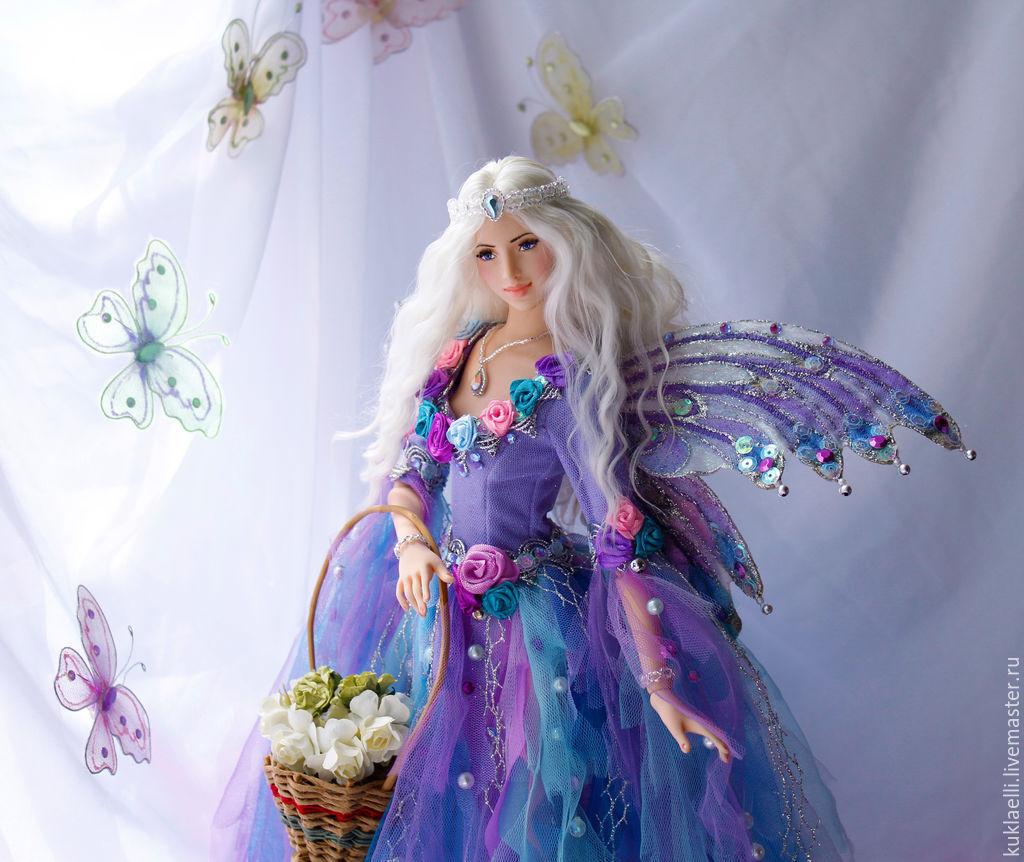 Кукла волшебница своими руками