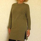 Одежда ручной работы. Ярмарка Мастеров - ручная работа Макси-джемпер или мини-платье.. Handmade.
