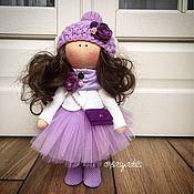 Куклы и игрушки ручной работы. Ярмарка Мастеров - ручная работа Фиалочка. Handmade.