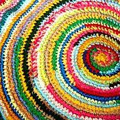 """Аксессуары ручной работы. Ярмарка Мастеров - ручная работа Берет """"Весёлое разноцветье"""". Handmade."""