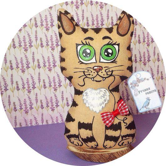 Ароматизированные куклы ручной работы. Ярмарка Мастеров - ручная работа. Купить Ароматизированные котики. Handmade. Кот в подарок