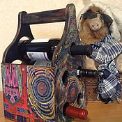 """Для дома и интерьера ручной работы. Ярмарка Мастеров - ручная работа Мини-бар """"Фантазии на закате"""". Handmade."""