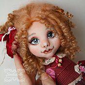 Куклы и игрушки ручной работы. Ярмарка Мастеров - ручная работа Милен. Текстильная кукла. Handmade.