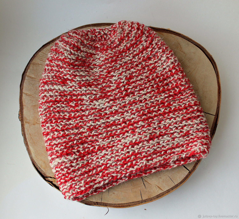 Cap insulated from hemp and sheep wool for bath, sauna, street, Caps, Vologda,  Фото №1