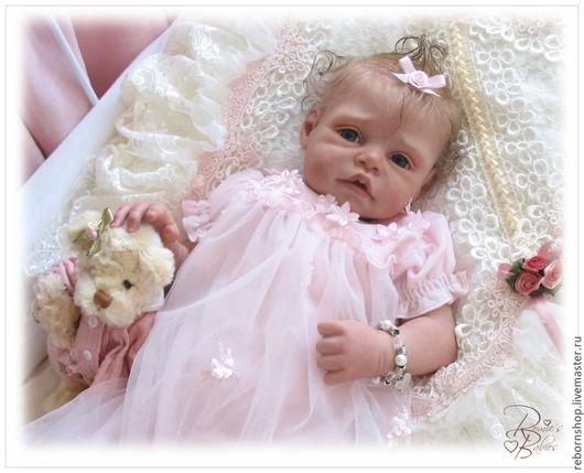 Куклы и игрушки ручной работы. Ярмарка Мастеров - ручная работа. Купить Молд Janine от Romie Strydom. Handmade. Реборн