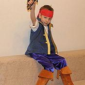 Работы для детей, ручной работы. Ярмарка Мастеров - ручная работа Пират Нетландии. Handmade.