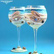 Посуда handmade. Livemaster - original item Glasses