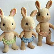Куклы и игрушки ручной работы. Ярмарка Мастеров - ручная работа Трусы для Sylvanian families. Handmade.