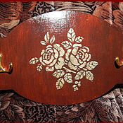 Для дома и интерьера handmade. Livemaster - original item The housekeeper rose-No. №1. Handmade.