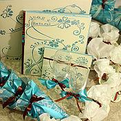"""Свадебный салон ручной работы. Ярмарка Мастеров - ручная работа Коллекция """"Влюбленные деревья"""". Handmade."""