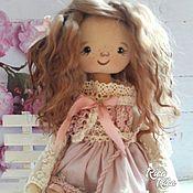 Текстильная,коллекционная,интерьерная кукла