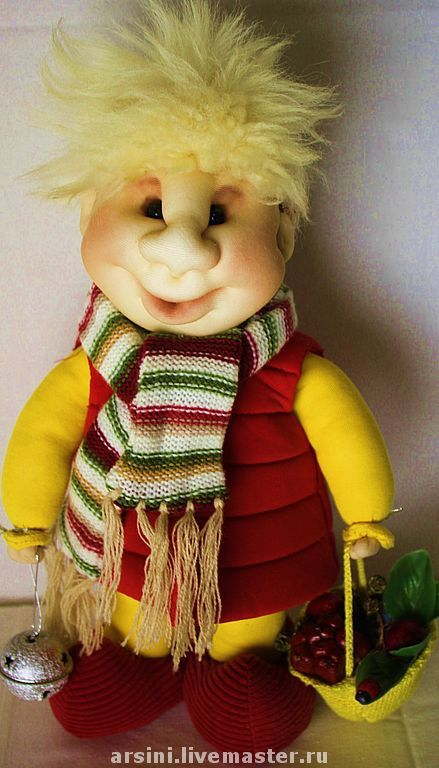 Fairy gnome, Dolls, Moscow,  Фото №1