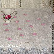Для дома и интерьера ручной работы. Ярмарка Мастеров - ручная работа Комплект шебби текстиля. Handmade.
