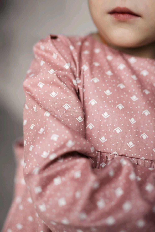 Платье Ромбы