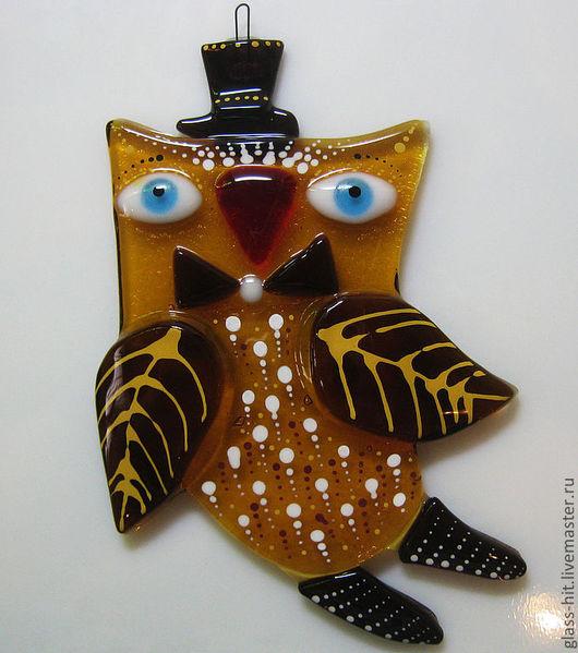 Подвеска -совушка оберег! Эти работы выполненны по мотивам замечательной художницы-керамистки Nataly Sots.Такие подвески могут служить прекрасным ёлочным украшением . Ими можно украсить детскую комнат