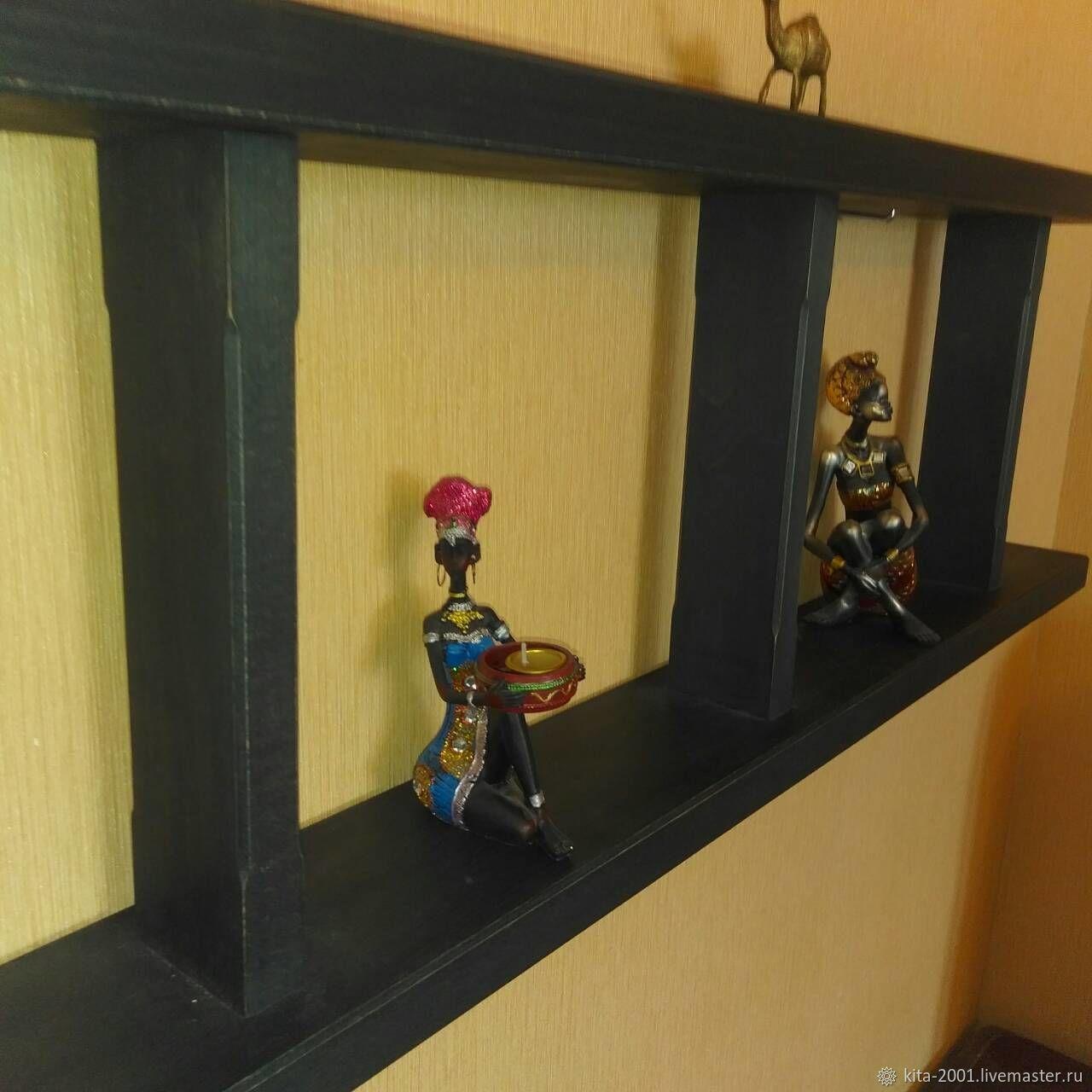 Shelf - ladder 'Naomi', Shelves, Volgograd,  Фото №1