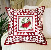 Для дома и интерьера handmade. Livemaster - original item Pillow