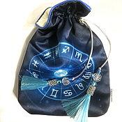 Фен-шуй и эзотерика handmade. Livemaster - original item It`s a big bag for Tarot, rune. stones or jewelry. Handmade.