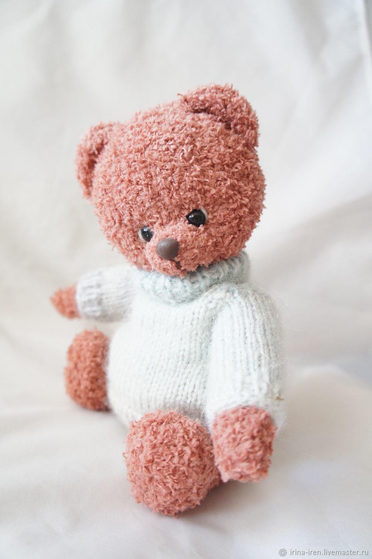 Bear TOPTYZHKA, Stuffed Toys, Ryazan,  Фото №1
