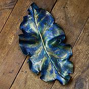 Для дома и интерьера ручной работы. Ярмарка Мастеров - ручная работа Ваза из виниловой пластинки. Handmade.