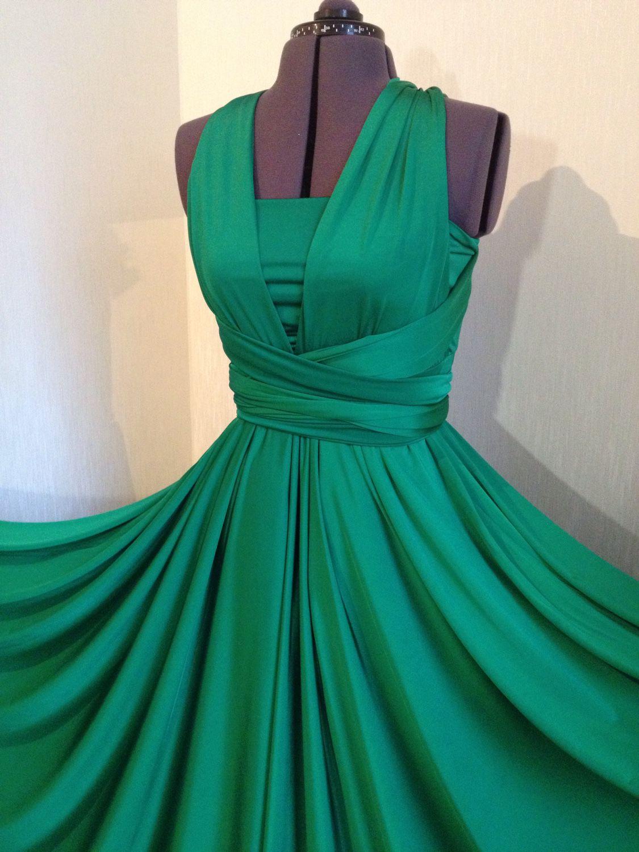 МК платье-трансформер / как сшить платье трансформер 70