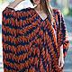 Order Summer, colorful chiffon tunic dress - KA0334CH. EUG fashion. Livemaster. . Dresses Фото №3