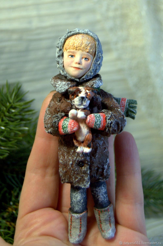 Игрушка из ваты Маринка, Украшения, Днепр, Фото №1