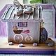 Кулинарные сувениры ручной работы. Пряничный домик Прованс. Имбирные пряники от Татьяны. Ярмарка Мастеров. Расписные пряники, пряники на заказ