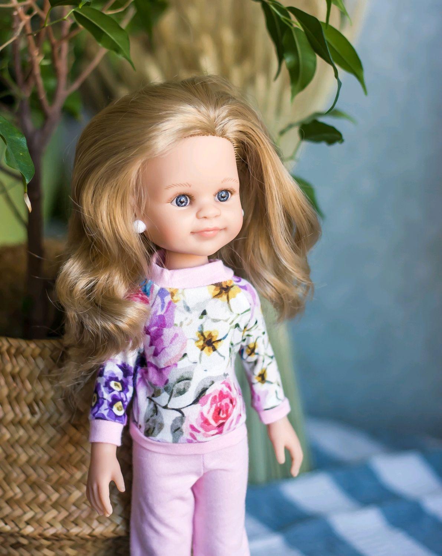 Костюмы для кукол 32 см Паола Рейна Paola Reina, Одежда для кукол, Красноярск,  Фото №1