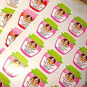 Материалы для творчества ручной работы. Ярмарка Мастеров - ручная работа Наклейки / Stickers. Handmade.