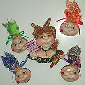 Куклы и игрушки ручной работы. Ярмарка Мастеров - ручная работа Мешочек хорошего настроения. Handmade.