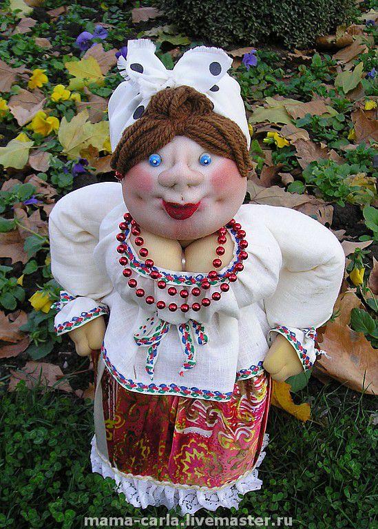 Садовые куклы своими руками фото 89