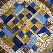 Для дома и интерьера handmade. Livemaster - original item Table pridivanny mosaics