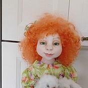 Куклы и пупсы ручной работы. Ярмарка Мастеров - ручная работа Фелиция (счастье). Handmade.