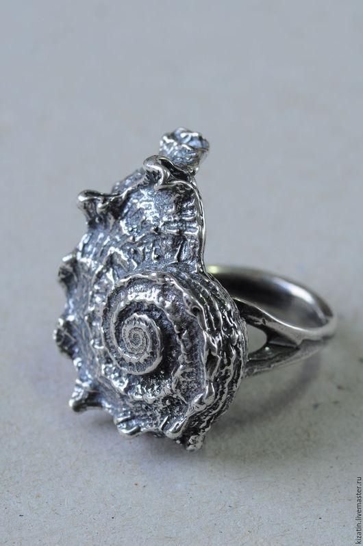 Кольца ручной работы. Ярмарка Мастеров - ручная работа. Купить кольцо  Афродиты 20017. Handmade. Украшение, кольцо серебро, море