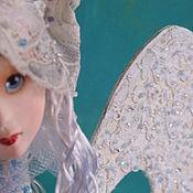 Куклы и игрушки ручной работы. Ярмарка Мастеров - ручная работа Бирюзовый Ангел. Handmade.