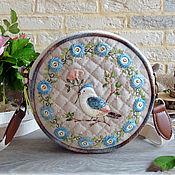 "Сумки и аксессуары handmade. Livemaster - original item Handbag ""In the Garden of Eden"". Handmade."