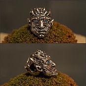 Материалы для творчества handmade. Livemaster - original item Night King charm. Handmade.