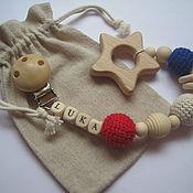 Работы для детей, ручной работы. Ярмарка Мастеров - ручная работа Именные игрушки. Handmade.
