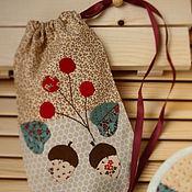"""Для дома и интерьера ручной работы. Ярмарка Мастеров - ручная работа Набор для кухни """"В стиле кантри"""". Handmade."""