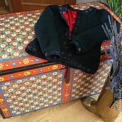 """Одежда ручной работы. Ярмарка Мастеров - ручная работа вязаная классическая кофта """"Викторианская"""". Handmade."""