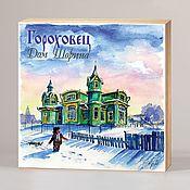 Сувениры и подарки handmade. Livemaster - original item Magnets gift Gorokhovets. Handmade.
