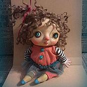 Куклы и игрушки ручной работы. Ярмарка Мастеров - ручная работа Ниночка. Handmade.