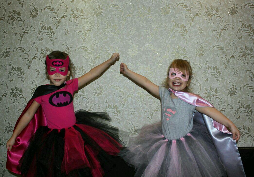 Детские костюмы на новый год супергерои