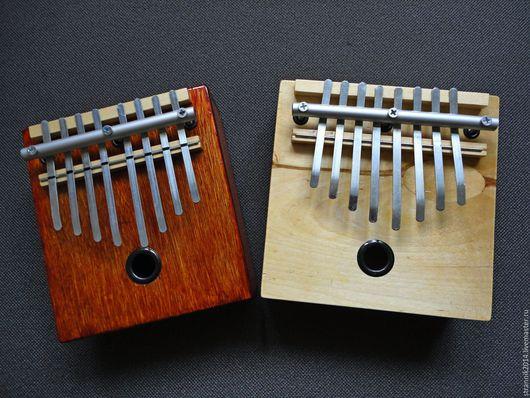 Ударные инструменты ручной работы. Ярмарка Мастеров - ручная работа. Купить Калимба. Handmade. Цанца, африка, подарок ребенку, дерево