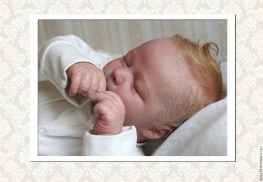 Куклы-младенцы и reborn ручной работы. Ярмарка Мастеров - ручная работа. Купить Принц Гарри. Handmade. Бежевый, новорожденный мальчик