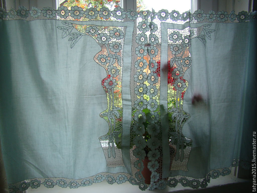 The curtains on the window, Kitchen sets, Tomsk,  Фото №1