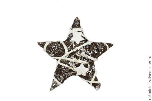 Декоративная звездочка, глиттер и мини звезды, 15см -225 руб Декоративная звездочка, глиттер и мини звезды, 25см -385 руб